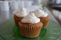 Maple Carrot Cupcake